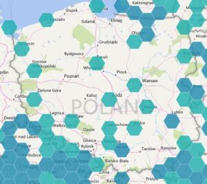 Sytuacja radiacyjna - Portal EURDEP