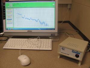 Spektrometr TDSP1